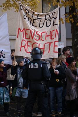 Gegenprotest